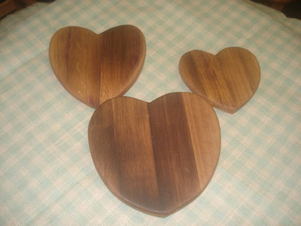 Heart Shaped Cheese Boards